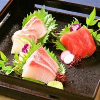 毎朝仕入れた【新鮮な旬の魚】を使っております!