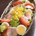 料理メニュー写真元気サラダ