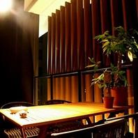 完全個室のプライベート空間…デート/誕生日/PARTYに◎