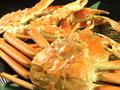 料理メニュー写真【紋別産本ずわい蟹使用】濃厚かに味噌焼き
