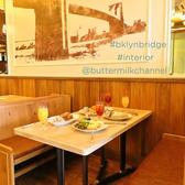 【ボックス席】開放的な空間でお食事会をお楽しみ頂けます。落ち着いたお洒落空間は、大切な日のディナーにも。テーブルは大小様々ご用意★4名様より◎