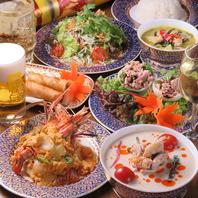 本場タイの味を楽しめます!