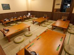 茨城串や まる久 MARUKYUの雰囲気1
