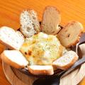 料理メニュー写真ゴルゴンゾーラマッシュポテトチーズ焼き