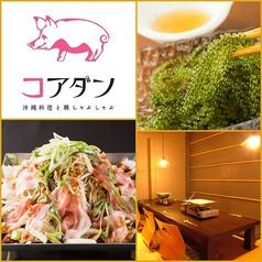 沖縄料理 コアダンの写真