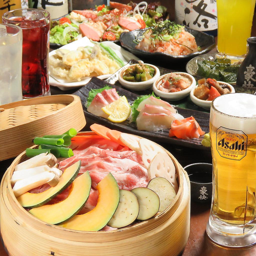 京料理を味わう 個室居酒屋 うぐいす 京都駅前店|店舗イメージ1