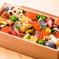 旬の食材や鮮魚を使用した拘りの逸品をテイクアウトで◎