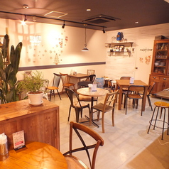 spoon cafe スプーンカフェの雰囲気1