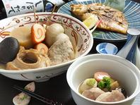 近江町市場から仕入れる新鮮食材