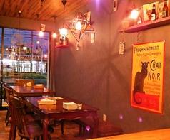 Cafe猫酒場 papanyan パパニャン 東刈谷店の雰囲気1