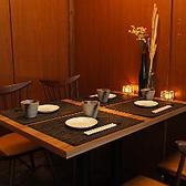 2名様~4名様のテーブル個室です♪