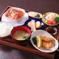 料理メニュー写真日替わり定食
