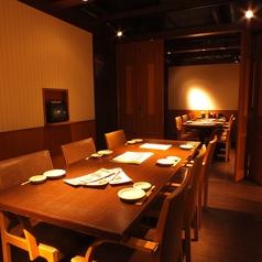 気軽なお食事にはこちらのお席で☆少人数~団体様がご利用いただけるお席ご用意しております!【国分寺でお食事処、宴会を実施するお店をお探しなら北海道へ】