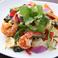 春雨と海老と野菜の炒め物
