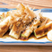 焼きねぎ(出汁醤油)/焼きピーマン