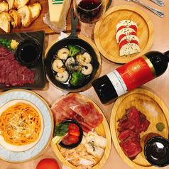 肉バル アヒージョ Trim 神谷町店の写真