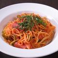 料理メニュー写真スパゲティナポリタン