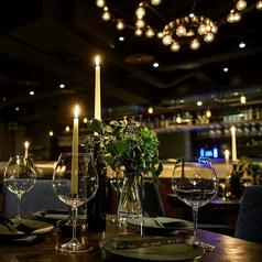 GRILL DINING&WINE ビアガーデン 金山テラスの写真