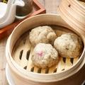 料理メニュー写真【小鶏包】野菜蒸し小鶏包