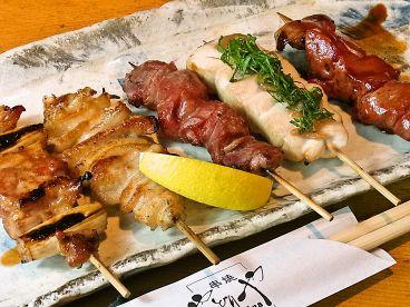 串焼やどりやのおすすめ料理1