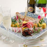 ご宴会にも最適な鮨を楽しむコースをご用意しております