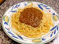料理メニュー写真ナポリタン/イタリアン/ミートソース