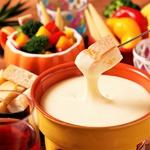 仙台駅徒歩3分♪チーズとお肉と創作和食の人気モダンバル♪チーズタッカルビやチーズフォンデュも◎