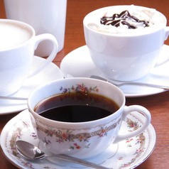 Cafe Quaprichoの写真