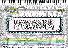 Hammond orgasm 浅草の写真