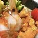 鮮魚をたっぷりと詰め込んだ贅沢《海鮮欲望丼》