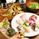 旬の食材を贅沢にご堪能頂けるコースを豊富にご用意!