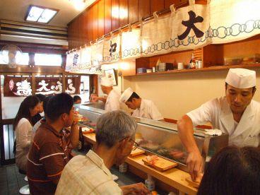築地 大和寿司の雰囲気1