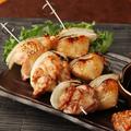 料理メニュー写真九州男児の串焼き【4本】