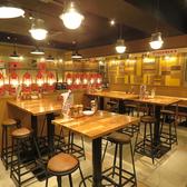 神田の肉バル ランプキャップ RUMP CAP 池袋西口店の雰囲気2