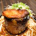 料理メニュー写真ALL¥500均一★丸太棒大根のコトコト煮ステーキ フォアグラのせ