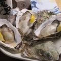 料理メニュー写真石巻雄勝産 天然焼き牡蠣(カキ)