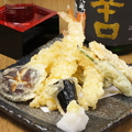 料理メニュー写真天ぷら盛合せ