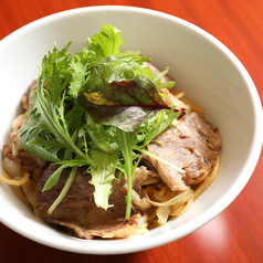 【当店オススメ】たっぷりお肉の特製スパゲッティ