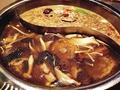 料理メニュー写真薬用キノコ湯
