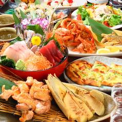 魚鮮水産 三代目網元 八丁堀店のコース写真