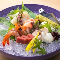 鮮魚と産地直送野菜 とく山の特集写真
