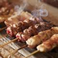 料理メニュー写真【おまかせ】串焼き5本盛り