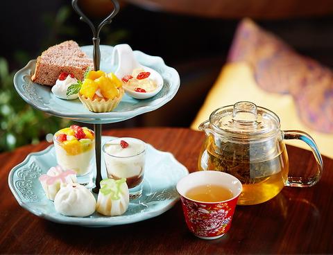 【大人気】台湾アフタヌーンティーセット(ジャスミン茶付き)
