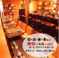 Fooding Bar Ruelle リュエル 堂山の雰囲気1