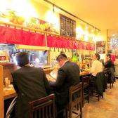 釜焼鳥本舗おやひなや 博多駅筑紫口店の雰囲気2