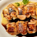 料理メニュー写真◆フレンチ焼鳥 【赤】【白】