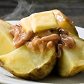 料理メニュー写真【北海道】道産子のちょい足し。塩辛じゃがバター