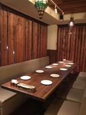 ご宴会・女子会にぴったり!テーブルをつなげて大人数もOK!食べ放題・飲み放題のお得なコースもご用意しております★★