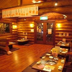 焼肉ロッヂ 長岡西店の雰囲気1