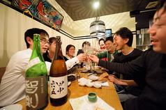 日本酒バル 青二才 中野店のコース写真